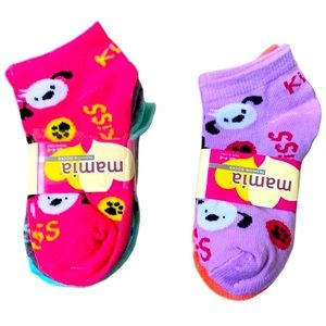 Children's Socks Size 4-6